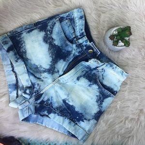Rad American apparel jean shorts size 27
